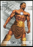 2014 Upper Deck Marvel Now Silver #96 Tony Stark