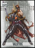 2014 Upper Deck Marvel Now Silver #98 Valkyrie