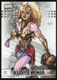 2014 Upper Deck Marvel Now Silver #99 Warrior Woman