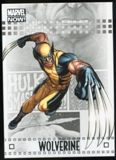 2014 Upper Deck Marvel Now Silver #100 Wolverine