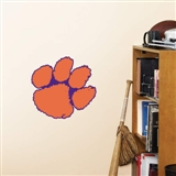 "Fathead Clemson Tigers Teammate Wall Graphic (Lot of 10) 11"" x 11"""
