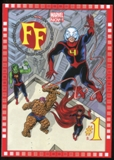2014 Upper Deck Marvel Now #107 FF #1