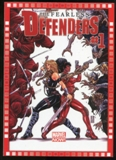 2014 Upper Deck Marvel Now #122 The Fearless Defenders #1