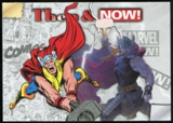 2014 Upper Deck Marvel Now Then and Now #TNLA Thor