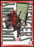 2014 Upper Deck Marvel Now Variant Covers #101DP Uncanny Avengers #1