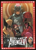 2014 Upper Deck Marvel Now Variant Covers #101SP Uncanny Avengers #1