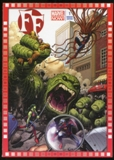 2014 Upper Deck Marvel Now Variant Covers #107AA FF #1