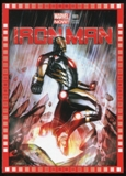 2014 Upper Deck Marvel Now Variant Covers #109AG Iron Man #1