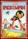 2014 Upper Deck Marvel Now Variant Covers #109SY Iron Man #1