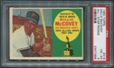 1960 Topps Baseball #316 Willie McCovey All Star Rookie PSA 4 (VG-EX) *1896