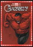 2014 Upper Deck Marvel Now Variant Covers #116BT Thunderbolts #1
