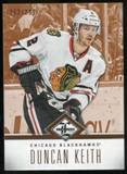 2012/13 Panini Limited #11 Duncan Keith /299