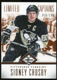 2012/13 Panini Limited #173 Sidney Crosby C /199