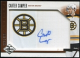 2012/13 Panini Limited #207 Carter Camper RC Autograph /299