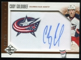 2012/13 Panini Limited #211 Cody Goloubef RC Autograph /499
