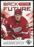 2012/13 Panini Limited Back To The Future #BTFLS Nicklas Lidstrom/Brendan Smith /199