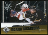 2012/13 Panini Limited Board Members #17 Ryan Getzlaf /199