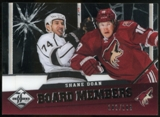 2012/13 Panini Limited Board Members #21 Shane Doan /199