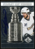 2012/13 Panini Limited Stanley Cup Winners Signatures #SC34 Teemu Selanne Autograph /99