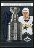 2012/13 Panini Limited Stanley Cup Winners Signatures #SC41 Derian Hatcher Autograph /99