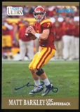 2013 Upper Deck Fleer Retro Ultra Autographs #32 Matt Barkley D Autograph