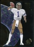 2013 Upper Deck Fleer Retro E-X Century #9 Warren Moon