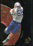 2013 Upper Deck Fleer Retro E-X Century #17 Tedy Bruschi