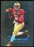 2013 Upper Deck Fleer Retro Flair Showcase Legacy Collection #LC29 EJ Manuel /150