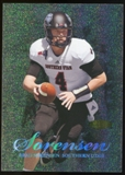 2013 Upper Deck Fleer Retro Flair Showcase Legacy Collection #LC87 Brad Sorensen /150