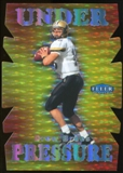 2013 Upper Deck Fleer Retro Fleer Tradition Under Pressure #UP11 Drew Brees