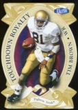 2013 Upper Deck Fleer Retro Ultra Touchdown Royalty #TK20 Tim Brown