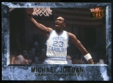2013/14 Upper Deck Fleer Retro '92-93 Ultra Michael Jordan Career Highlights #4 Michael Jordan