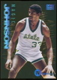 2013/14 Upper Deck Fleer Retro '94-95 SkyBox Emotion N-Tense #9 Magic Johnson