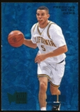 2013/14 Upper Deck Fleer Retro '95-96 Metal Universe Precious Metal Gems Blue #221 Jason Kidd /50