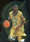 2013/14 Upper Deck Fleer Retro '96-97 SkyBox Premium Golden Touch #17 LeBron James