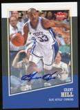 2013/14 Upper Deck Fleer Retro Autographs #11 Grant Hill D Autograph