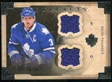 2013-14 Upper Deck Artifacts Horizontal Jerseys #20 Dion Phaneuf /36