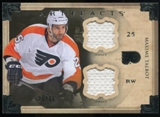 2013-14 Upper Deck Artifacts Horizontal Jerseys #60 Maxime Talbot /36
