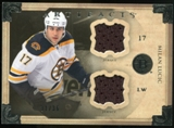 2013-14 Upper Deck Artifacts Horizontal Jerseys #70 Milan Lucic /36