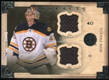 2013-14 Upper Deck Artifacts Horizontal Jerseys #125 Tuukka Rask G /36