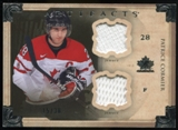2013-14 Upper Deck Artifacts Horizontal Jerseys #144 Patrice Cormier TC /36