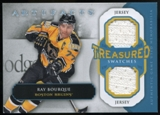 2013-14 Upper Deck Artifacts Treasured Swatches Jerseys Blue #TSBO Ray Bourque C