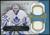 2013-14 Upper Deck Artifacts Treasured Swatches Jerseys Blue #TSEB Ed Belfour C