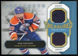 2013-14 Upper Deck Artifacts Treasured Swatches Jerseys Blue #TSGA Sam Gagner C