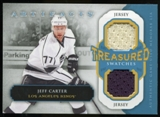 2013-14 Upper Deck Artifacts Treasured Swatches Jerseys Blue #TSJC Jeff Carter C