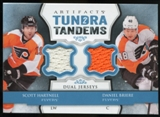 2013-14 Upper Deck Artifacts Tundra Tandems Jerseys Blue #TTHB Scott Hartnell/Daniel Briere B