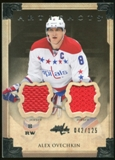 2013-14 Upper Deck Artifacts Jerseys #4 Alexander Ovechkin /125