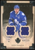 2013-14 Upper Deck Artifacts Jerseys #20 Dion Phaneuf /125
