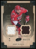 2013-14 Upper Deck Artifacts Jerseys #34 Jamie McBain /125