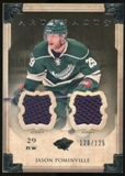2013-14 Upper Deck Artifacts Jerseys #36 Jason Pominville /125